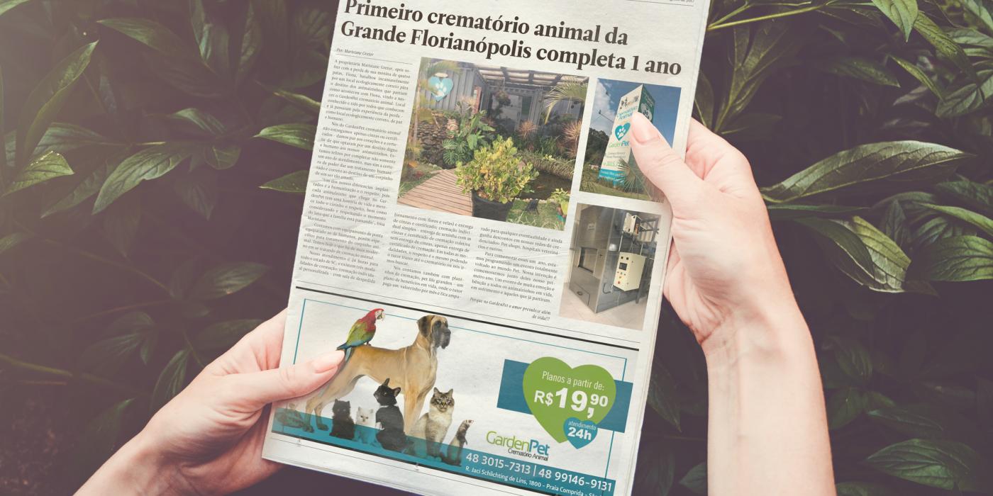 Crematório de Animais - gardenpet